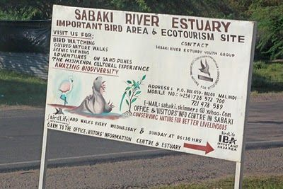 Sabaki River Estuary Youth Conservation Group