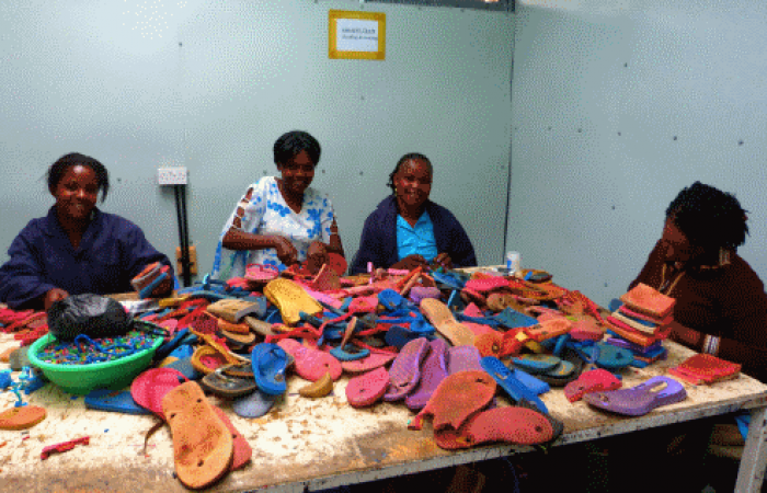 Case Study: The FlipFlop Recycling Company